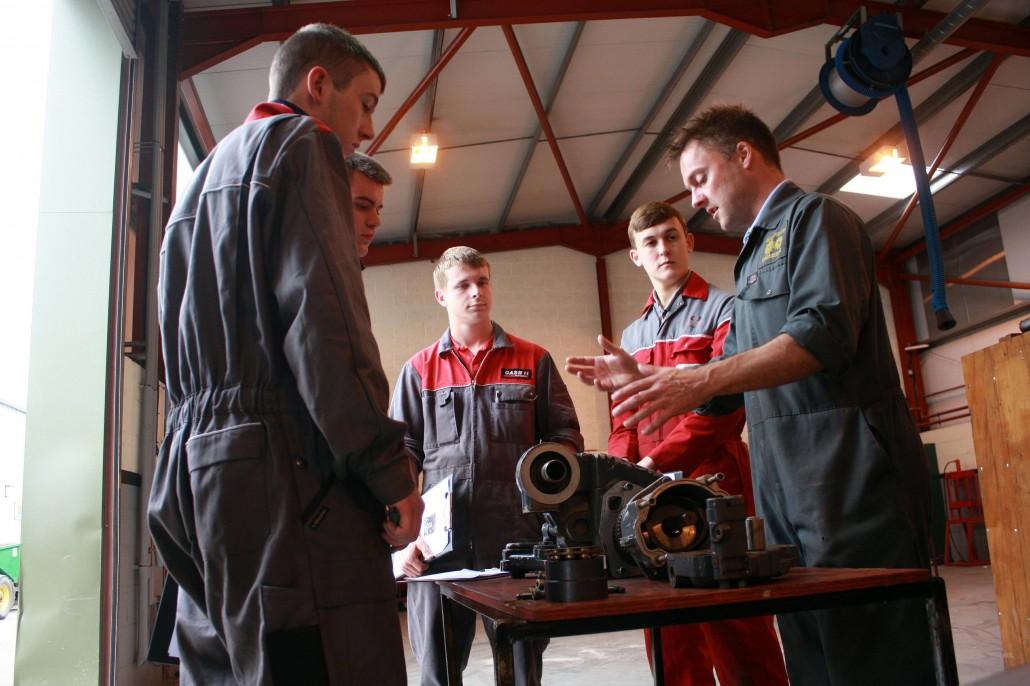 Reaseheath College is seeking experienced engineers - Reaseheath College