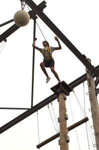 Jamie Vince takes the leap of faith