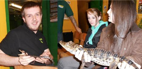 RHES crocodile trip