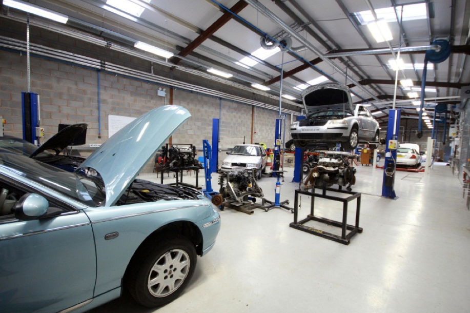 Reaseheath Vehicle Technology Reaches Into The Future