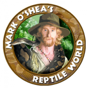 Mark O'Sheas Reptile World RHES