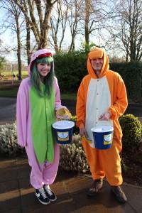 Onsie Day - RAG fundraising