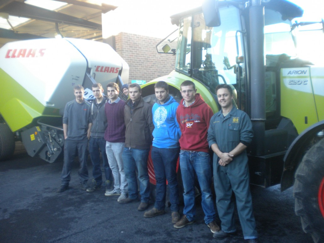 Reaseheath Engineering Department Receives New Equipment