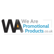 We Are Promotional Products UK Logo