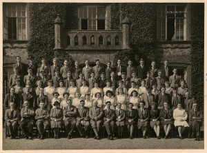 Eric & Gervase class of 1946 - 1947
