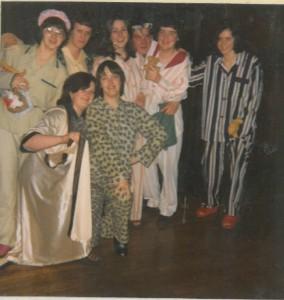 PJ party 1980