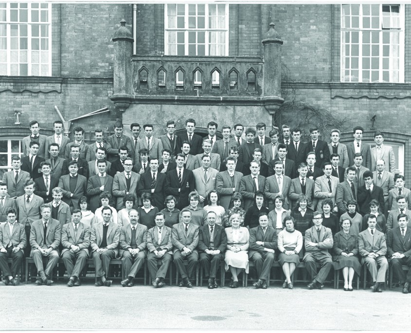 Reaseheath NCA Class of 1962 - 1963