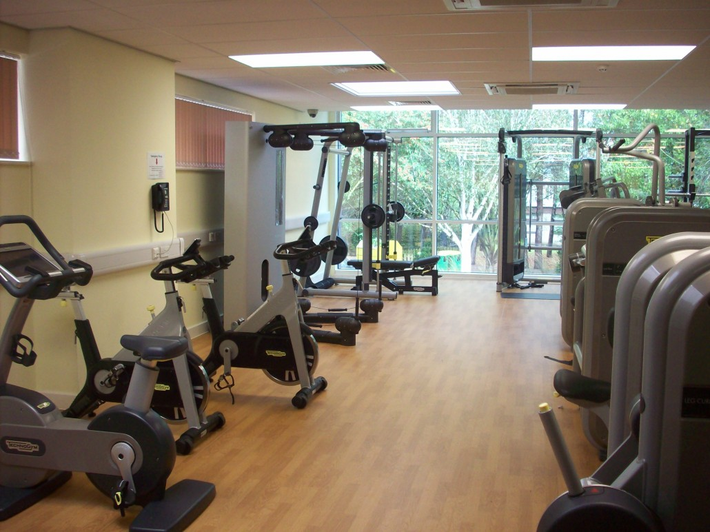 Reaseheath Gym Reaseheath College