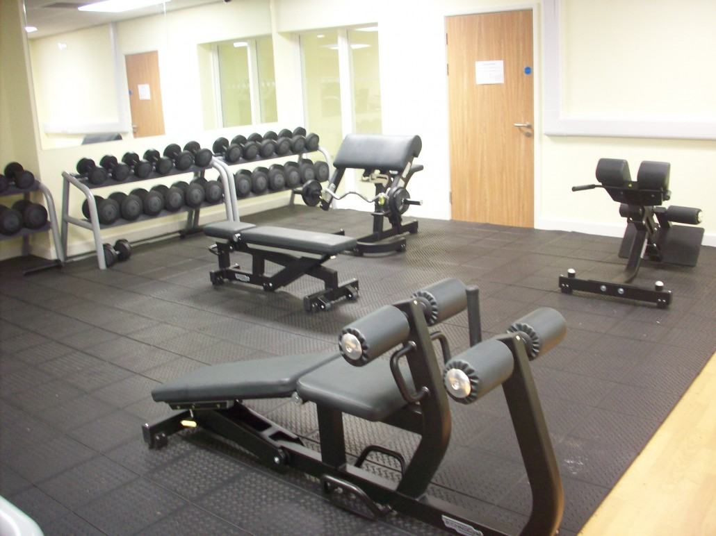 Reaseheath Gym Reaseheath College