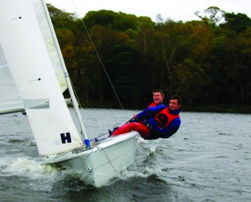 Adventure sports - sailing 2