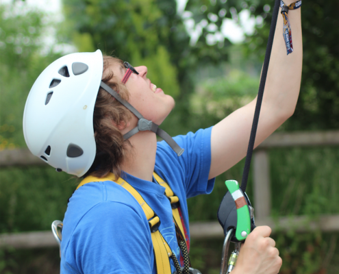 High ropes - adventure sports