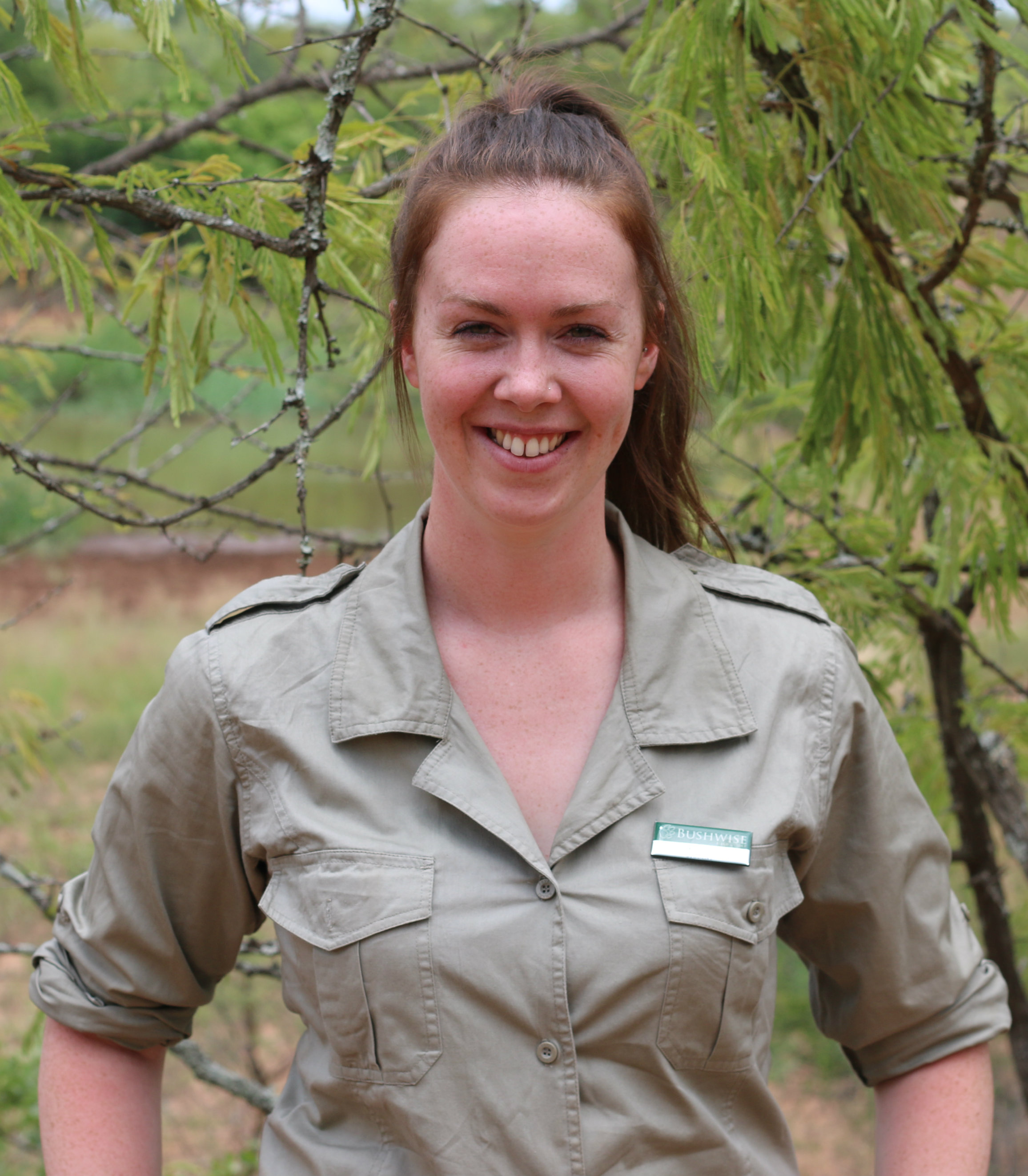 Conservationist katie bags her dream job reaseheath college falaconquin