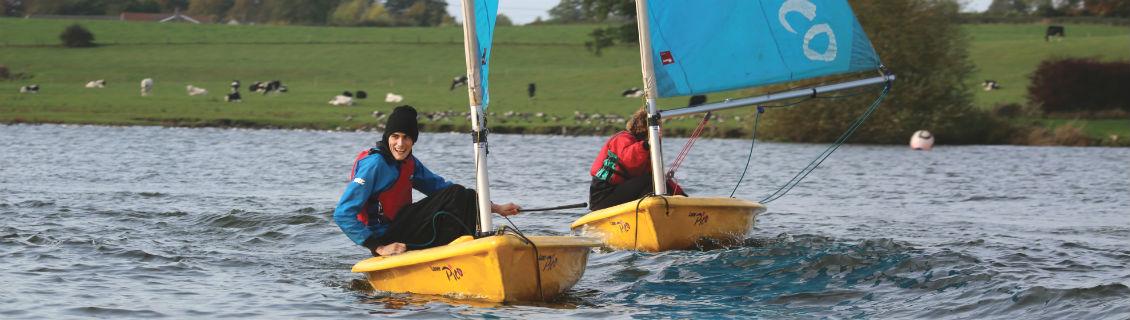 adventure sports - sailing