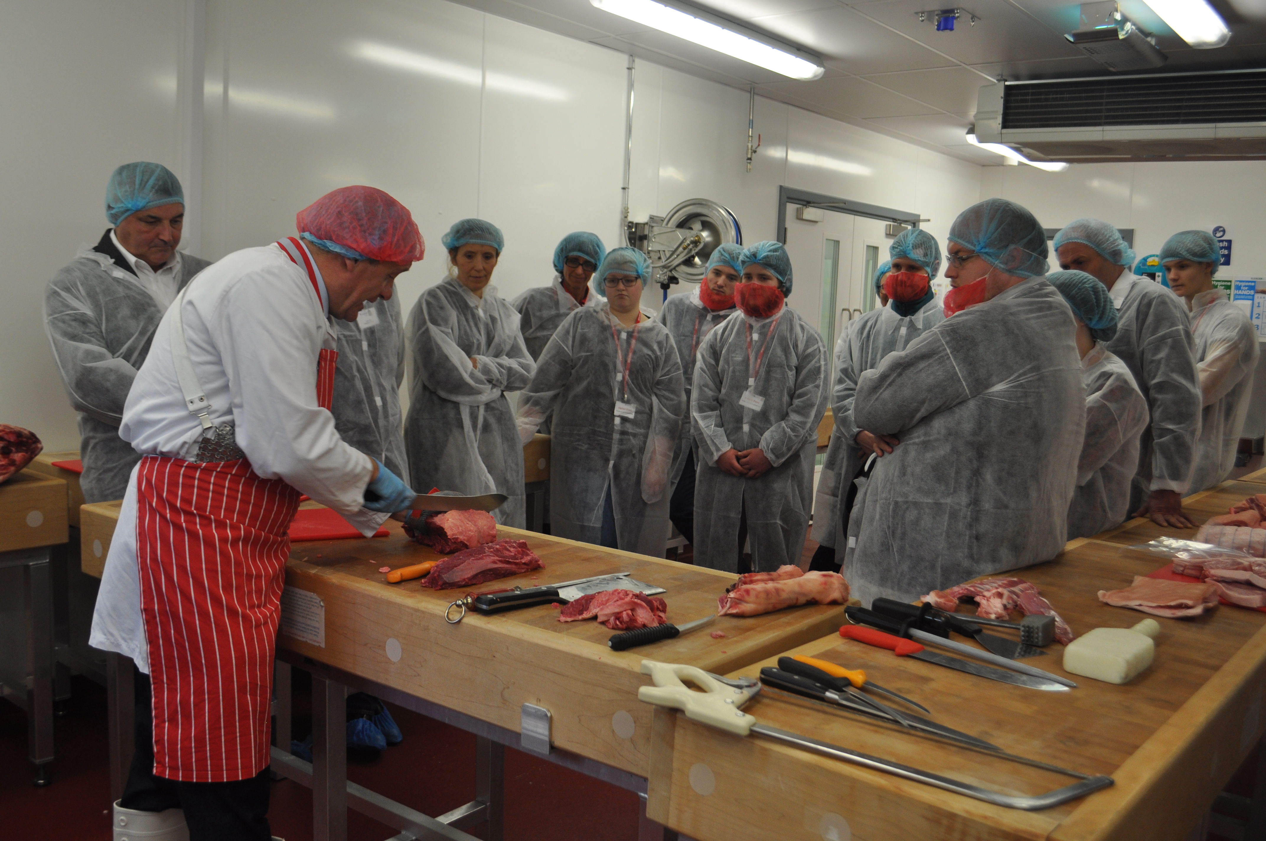 Meat processing course uk