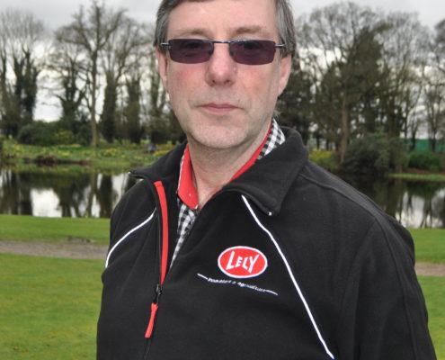 Lely David Blackburn