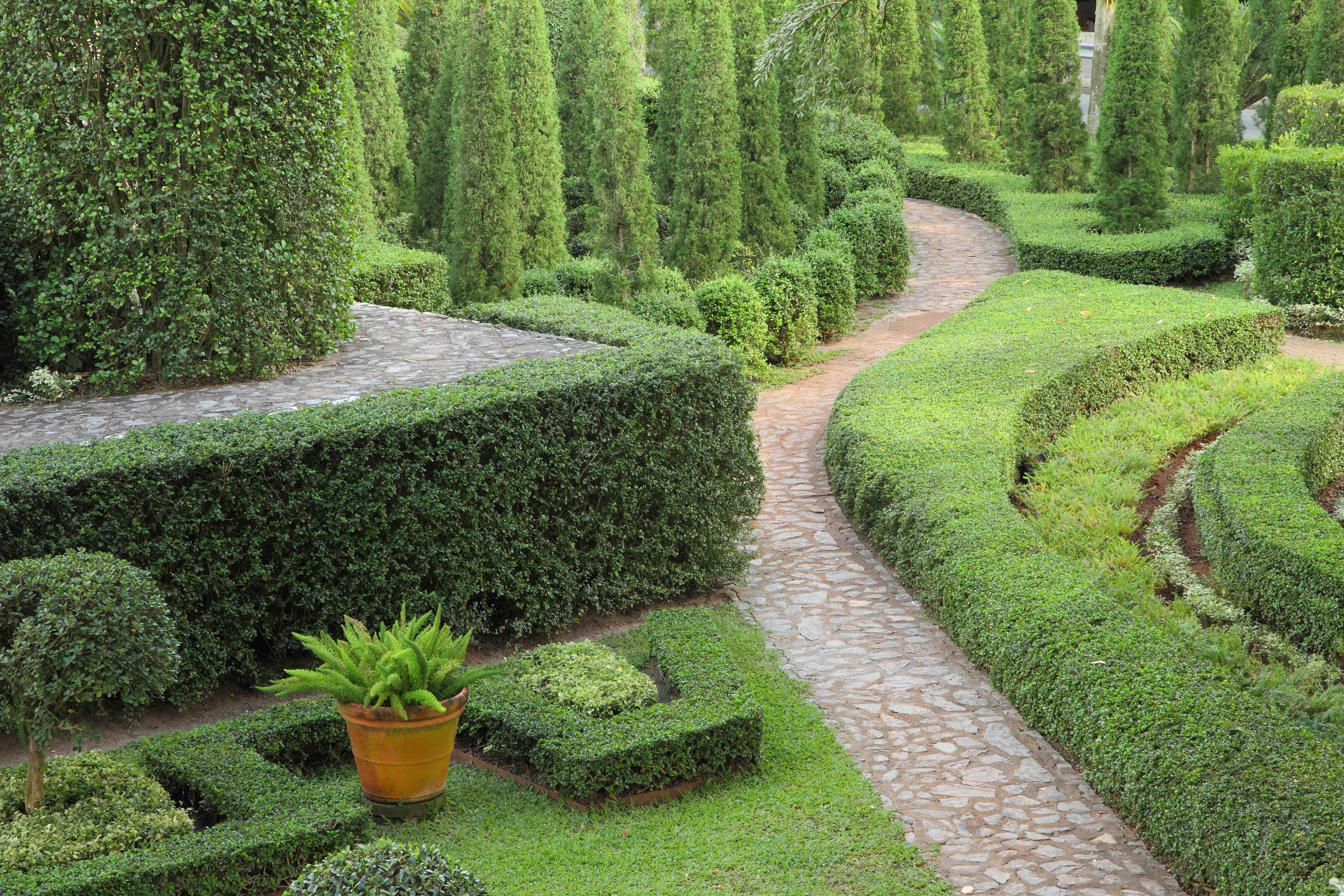 Garden Design 2 - Reaseheath College
