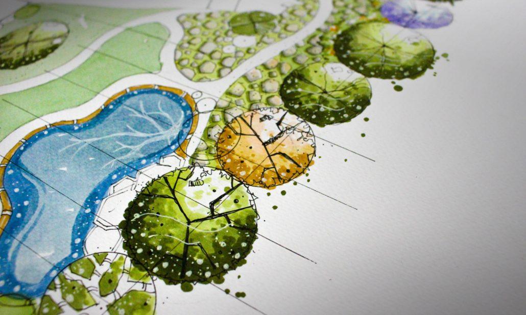 Garden Design Courses - Reaseheath College