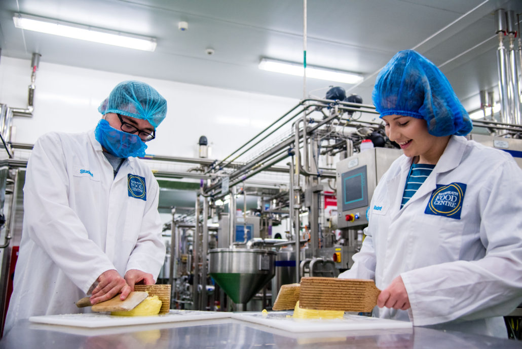 Food Technology - Reaseheath College