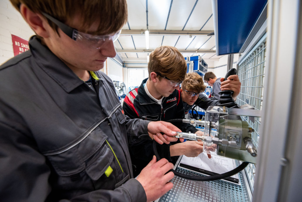 Engineering Apprenticeships Reaseheath College