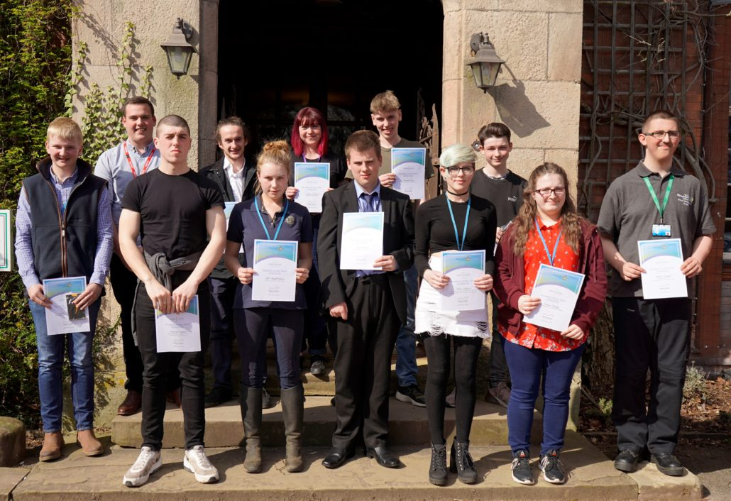 Hard-working students recognised at Student of the Term Awards