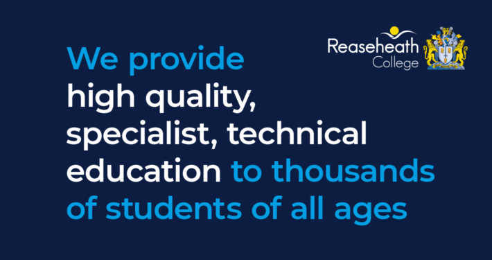 We provide high quality, specialist, technical education to thousands of students of all ages
